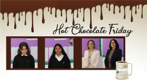 Hot Chocolate with the Headteacher – 16th October 2020