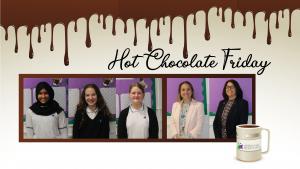 Hot Chocolate with the Headteacher – 13th November 2020