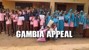 Gambia Appeal