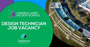 Design Technician – Job Vacancy