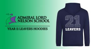 Year 11 Leavers Hoodie
