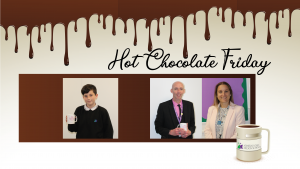 Hot Chocolate with the Headteacher – 14th May 2021