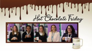 Hot Chocolate with the Headteacher – 21st May 2021