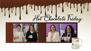 Hot Chocolate with the Headteacher – 18th June 2021