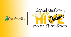 Pop-Up Uniform ShareStore