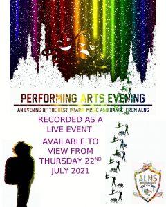 Performing Arts Evening