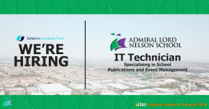 IT Technician – Specialising in School Publications and Event Management