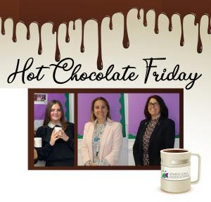 Hot Chocolate Friday – 08.10.2021