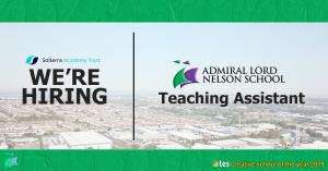 Teaching Assistant – Job Vacancy